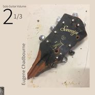 Eugene Chadbourne, Solo Guitar Vol. 2 1/3 (LP)