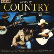 Various Artists, The Best Of Country (CD)