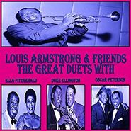 Louis Armstrong, The Great Duets (CD)