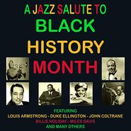 Various Artists, A Jazz Salute To Black History Month (CD)