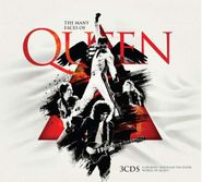 Various Artists, The Many Faces Of Queen (LP)