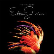 Various Artists, The Many Faces Of Elton John (LP)
