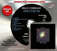 Billy Cobham, Spectrum [Hybrid SACD] (CD)