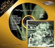 Rage Against The Machine, Rage Against The Machine (CD)