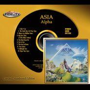 Asia, Alpha [Hybrid SACD] (CD)