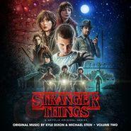 Kyle Dixon, Stranger Things, Vol. 2 [Waffle Yellow Vinyl] [OST] (LP)