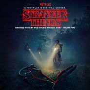 Kyle Dixon, Stranger Things Vol. 2 [OST] [Deluxe Edition] (LP)