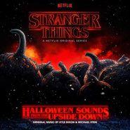Kyle Dixon, Stranger Things: Halloween Sounds From The Upside Down [OST] [Pumpkin Orange Vinyl] (LP)