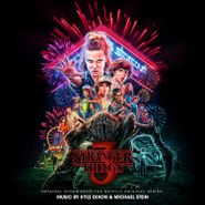 Kyle Dixon, Stranger Things 3 [Score] [Fireworks Splatter Colored Vinyl] (LP)
