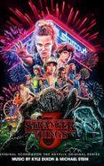 Kyle Dixon, Stranger Things 3 [Score] (Cassette)