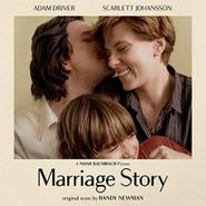 Randy Newman, Marriage Story [OST] (CD)