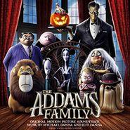 Mychael Danna, The Addams Family (2019) [OST] (CD)