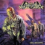 Toxic Holocaust, Hell On Earth (CD)