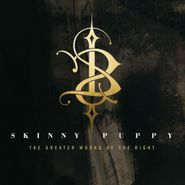 Skinny Puppy, The Greater Wrong Of The Right (CD)