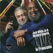 Josh White Jr., Live In Franconia (CD)