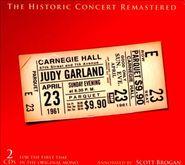 Judy Garland, The Historic Carnegie Hall Concert (CD)