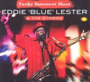 Eddie 'Blue' Lester, Funky Basement Blues (CD)