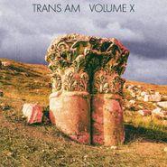 Trans Am, Volume X (LP)