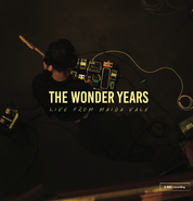 "The Wonder Years, Live From Maida Vale [Record Store Day Ivory Colored Vinyl] (10"")"