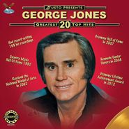 George Jones, Greatest 20 Top Hits (LP)