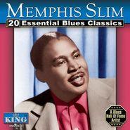 Memphis Slim, 20 Essential Blues Classics (CD)