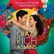Various Artists, Crazy Rich Asians [OST] [Gold Vinyl] (LP)