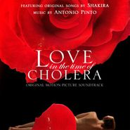 Antonio Pinto, Love In The Time Of Cholera [OST] (CD)