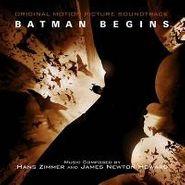 Hans Zimmer, Batman Begins [Score] (CD)
