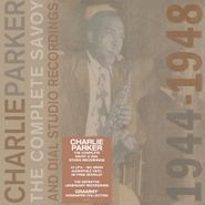 Charlie Parker, The Complete Savoy & Dial Studio Recordings [Box Set] (LP)