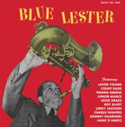 Lester Young, Blue Lester [Record Store Day] (LP)