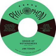 "Jimi Tenor, Order Of Nothingness / Tropical Eel (7"")"