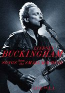Lindsey Buckingham, Songs From The Small Machine - Live In L.A. (CD)