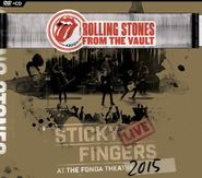 The Rolling Stones, From The Vault: Sticky Fingers Live At The Fonda Theater 2015 [CD + DVD] (CD)