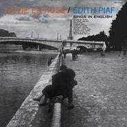 Edith Piaf, La Vie En Rose  - Edith Piaf Sings In English [+Bonus Tracks] (LP)