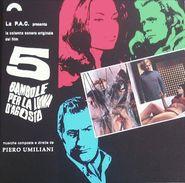 Piero Umiliani, 5 Bambole Per La Luna D'Agosto (LP)