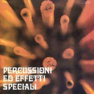 Piero Umiliani, Percussioni Ed Effetti Speciali (LP)