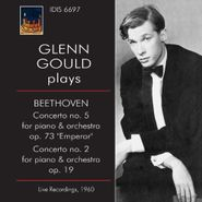 """Ludwig van Beethoven, Beethoven Concerto No. 5 Op. 73 """"Emperor""""; Concerto No. 2 Op. 19 (CD)"""