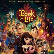 Gustavo Santaolalla, The Book Of Life [OST] (LP)