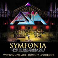 Asia, Symfonia: Live In Bulgaria 2013 (CD)