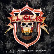 L.A. Guns, The Devil You Know (LP)