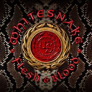Whitesnake, Flesh & Blood [Deluxe Edition] (CD)