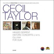 Cecil Taylor, Complete Remastered Recordings (CD)