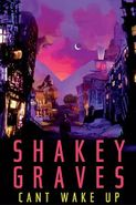 Shakey Graves, Can't Wake Up (Cassette)