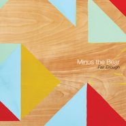 "Minus The Bear, Fair Enough EP [Coke Bottle Green Vinyl] (12"")"