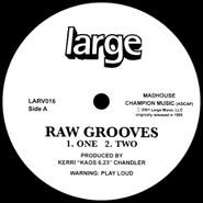 "Kerri Chandler, Raw Grooves 1 (12"")"
