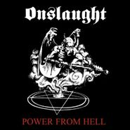 Onslaught, Power From Hell (CD)