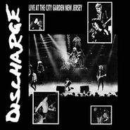 Discharge, Live At The City Garden New Jersey (LP)