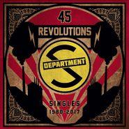 Department S, 45 Revolutions: Singles 1980-2017 (LP)