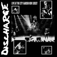 Discharge, Live At City Garden New Jersey (CD)