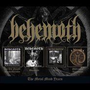 Behemoth, The Metal Mind Years (CD)
